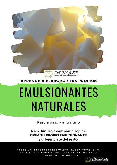 Emulsionantes naturales